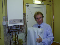 John Barrett - energy efficiency measures
