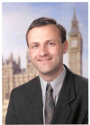 Steve Webb, MP for Northavon and Shadow Spokesman for Work and Pensions