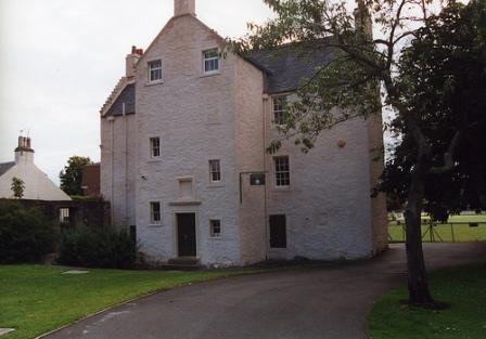 The Dower House, where the Corstorphine Community Council meetings are held