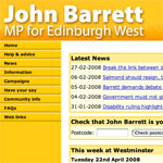 John Barrett's website